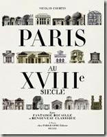 Paris au XVIIIe siècle de Nicolas Courtin.