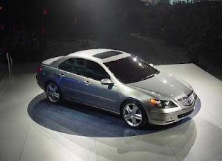 Acura RL Prototype 2004