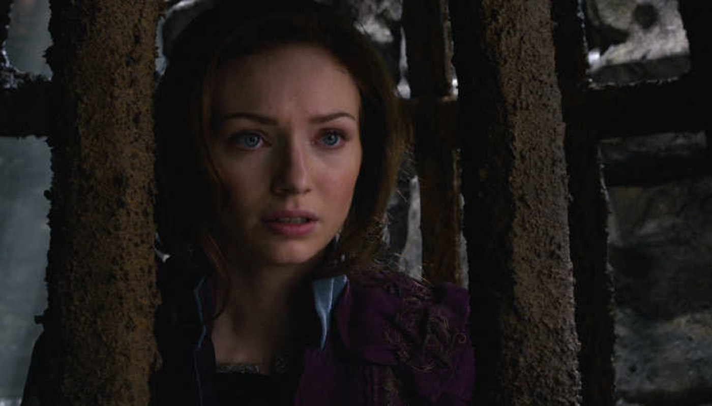 "Eleanor Tomlinson, Not Your Average Princess in ""Jack The ..."