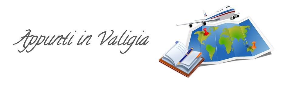 Appunti in Valigia
