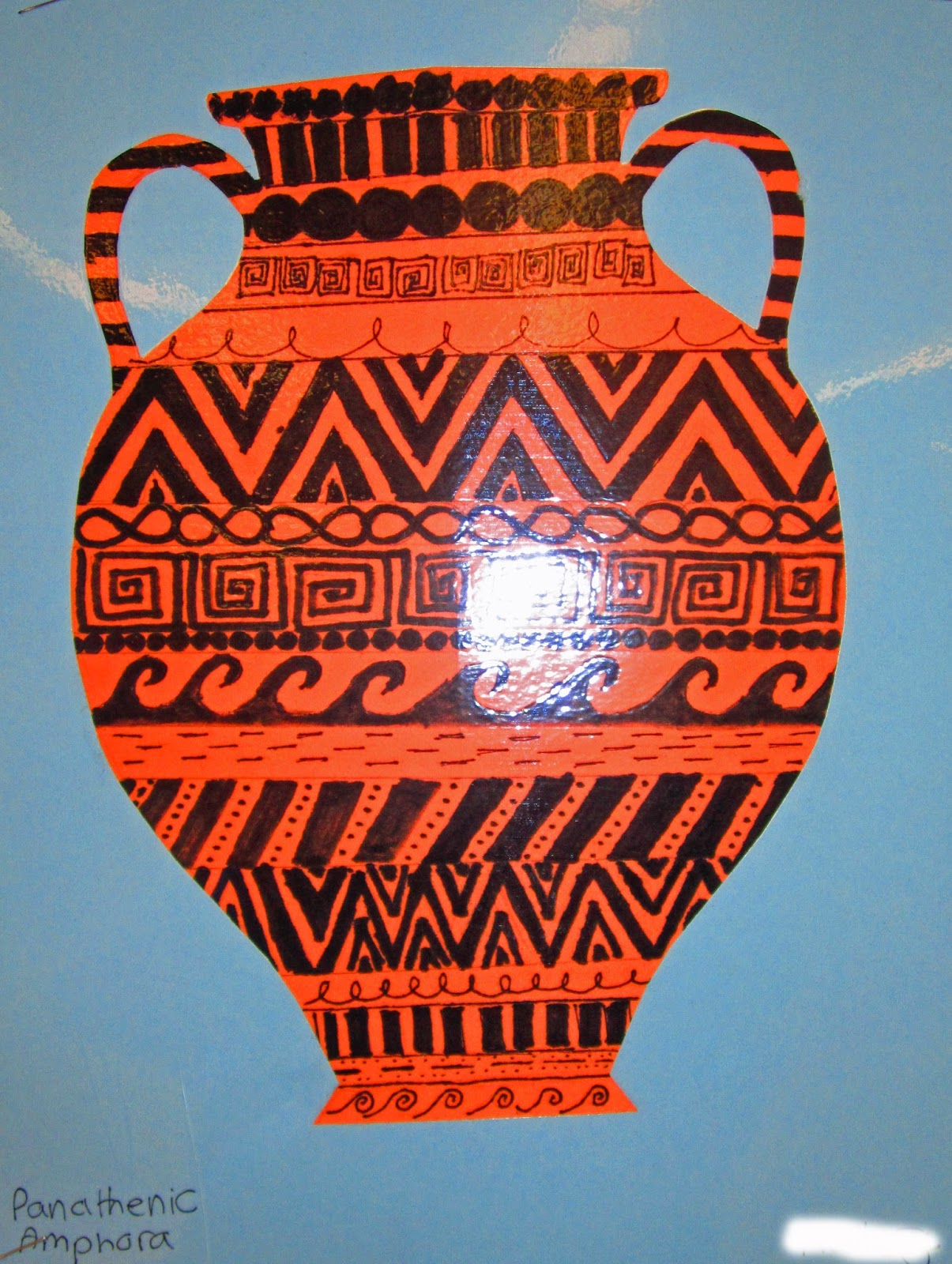 ancient greek pottery The portuguese author of these course notes combines a good knowledge of  ancient greek with an.