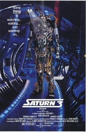 Unseen Films: Saturn 3 (