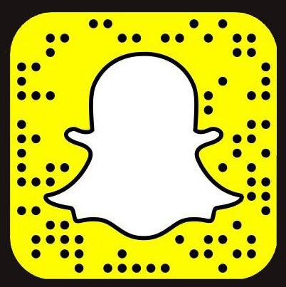 fotografe o código abaixo e add no snap!