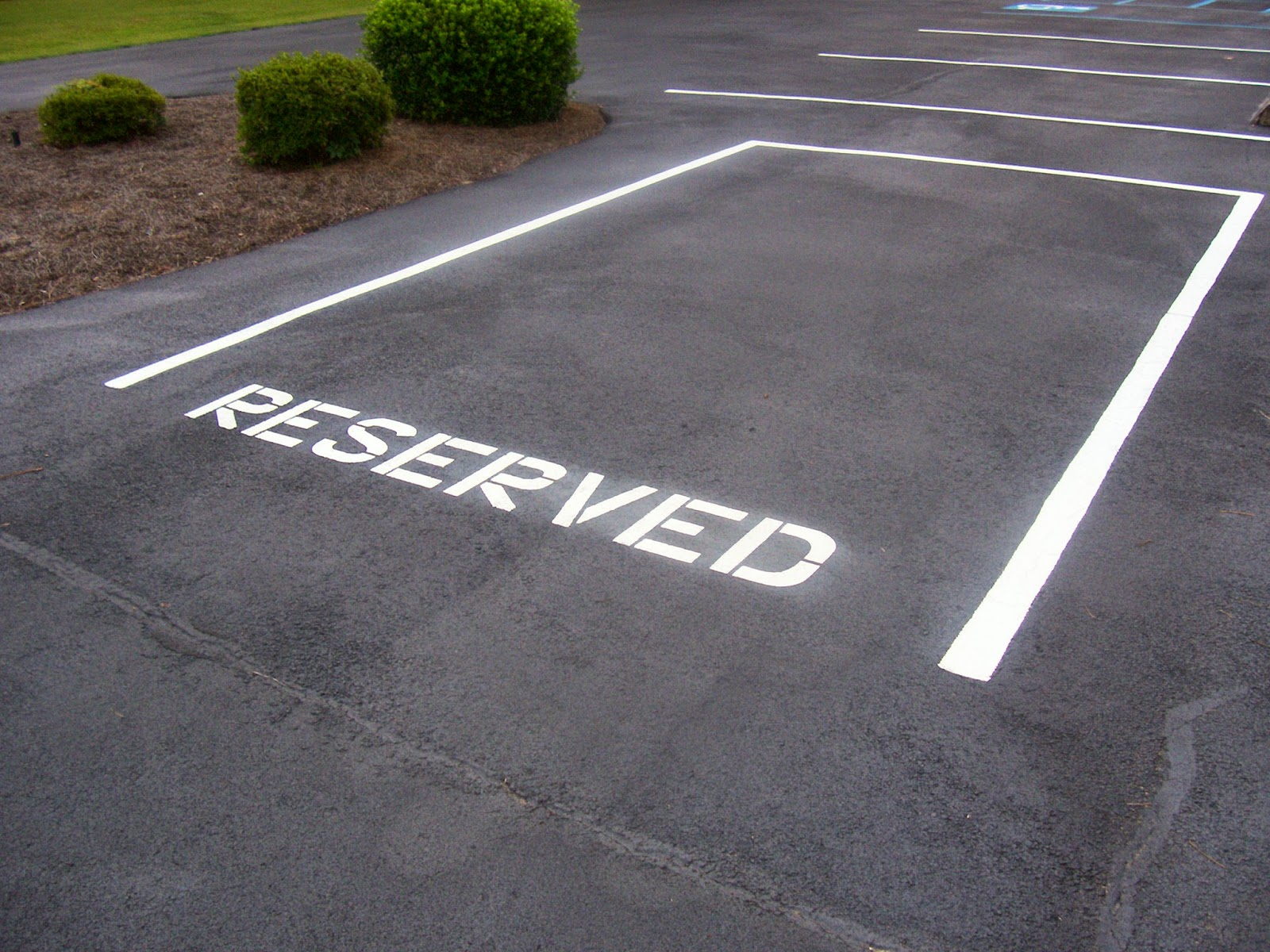 Reserved Parking Space Clipart wwwimgkidcom