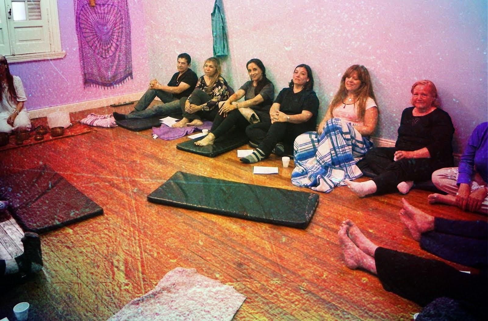 Encuentros de meditacion