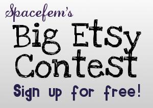 Etsy Contest!!!