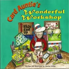 My children's book about a cardmaker! Click to learn more.