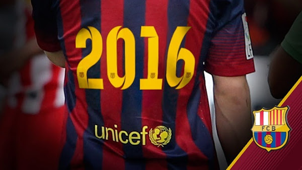 FC Barcelona 2015/2016 - Official Website - BenjaminMadeira