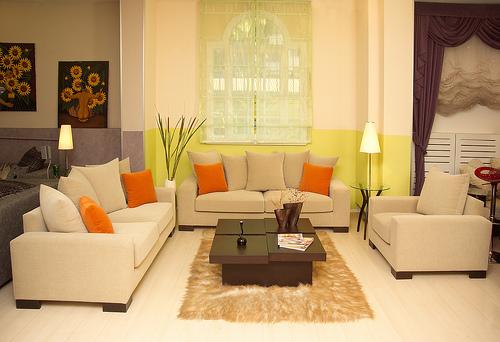 Tendencias modernas e ideas de dise o de salas o living for Disenos de salas modernas