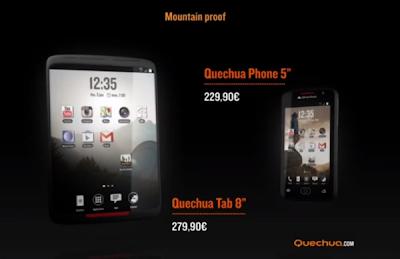 The Quechua Tab 8