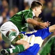 Palmeiras 2 x 2 Boca JUniors - 2001