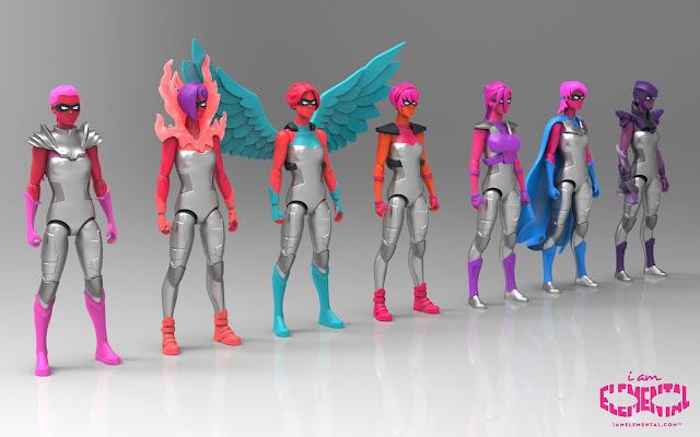 girl super heroes