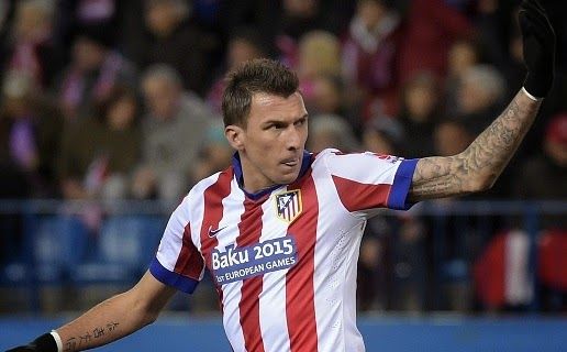 Arsenal planning £15m deal for Mario Mandzukic