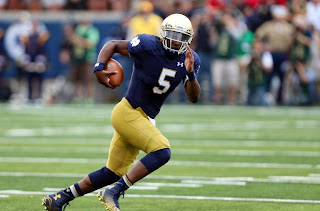 Report: Everett Golson WILL NOT announce where he is transferring to today.