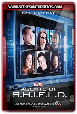 Agentes da S.H.I.E.L.D. 2ª Temporada Torrent – Dublado