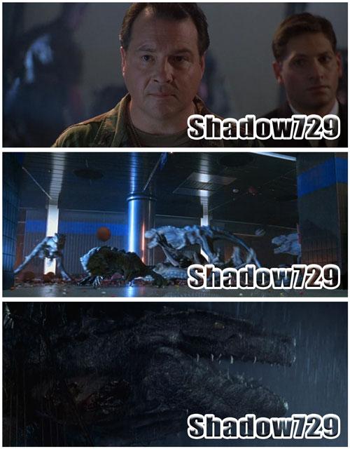 Godzilla (1998) 720p Dual Mega Uptobox