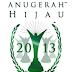 ANUGERAH HIJAU 2013