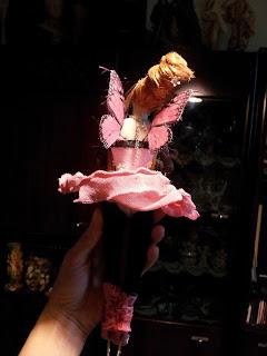 ooak fairy prosculpt love soldatino di piombo stagno