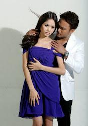Liyana Jasmay & Shaheizy Sam in AY rtw