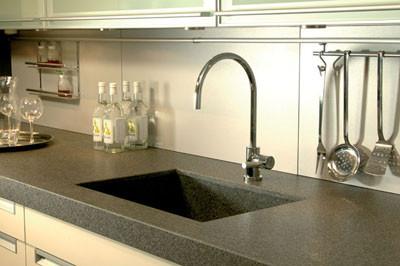 Seguimiento decoraci n piso cocina 1 parte encimera for Colores de granito para cocinas blancas