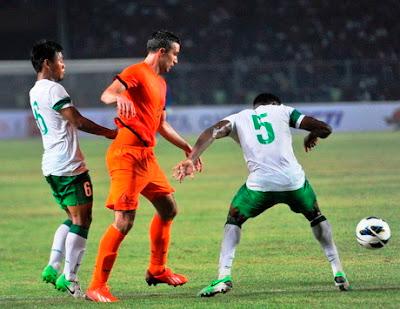 Indonesia+vs+Belanda Jalannya Pertandingan Indonesia vs Belanda