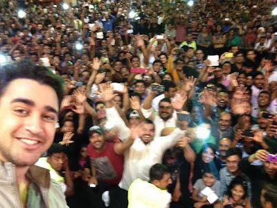 Imran Khan's GTPM promotion in Dubai