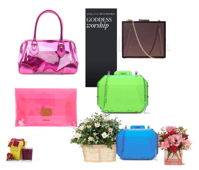 bolsos transparentes, comprar bolsos, bolsos online
