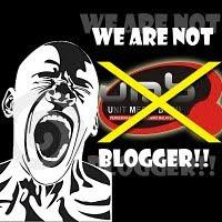 Bukan Blogger UMB
