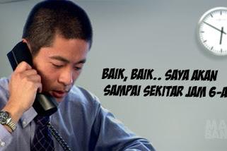 Alasan Jam Orang Indonesia Seperti Karet