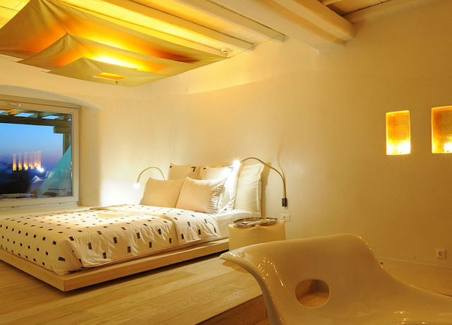Mykonos (Grecia) - Cavo Tagoo 5* - Hotel da Sogno
