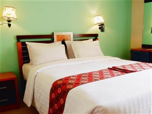 kamar University Hotel Jogja