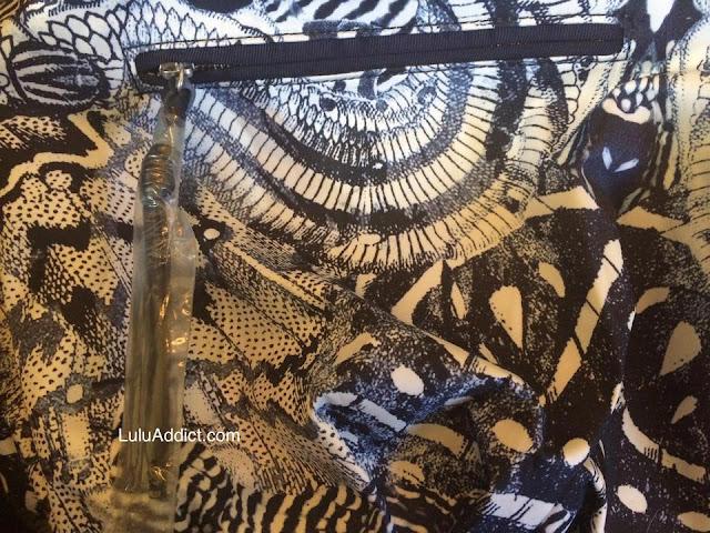 lululemon-wanderlust-diversity-bag front zipper