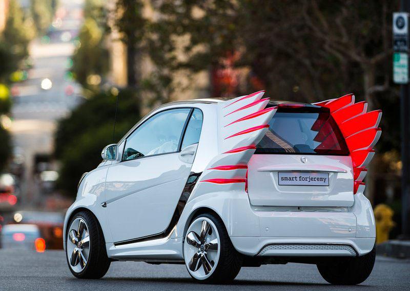 Smart Forjeremy Concept 2012