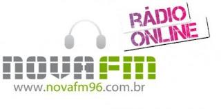 Rádio Nova FM 96,9 ao vivo e online Ponta Porã MS