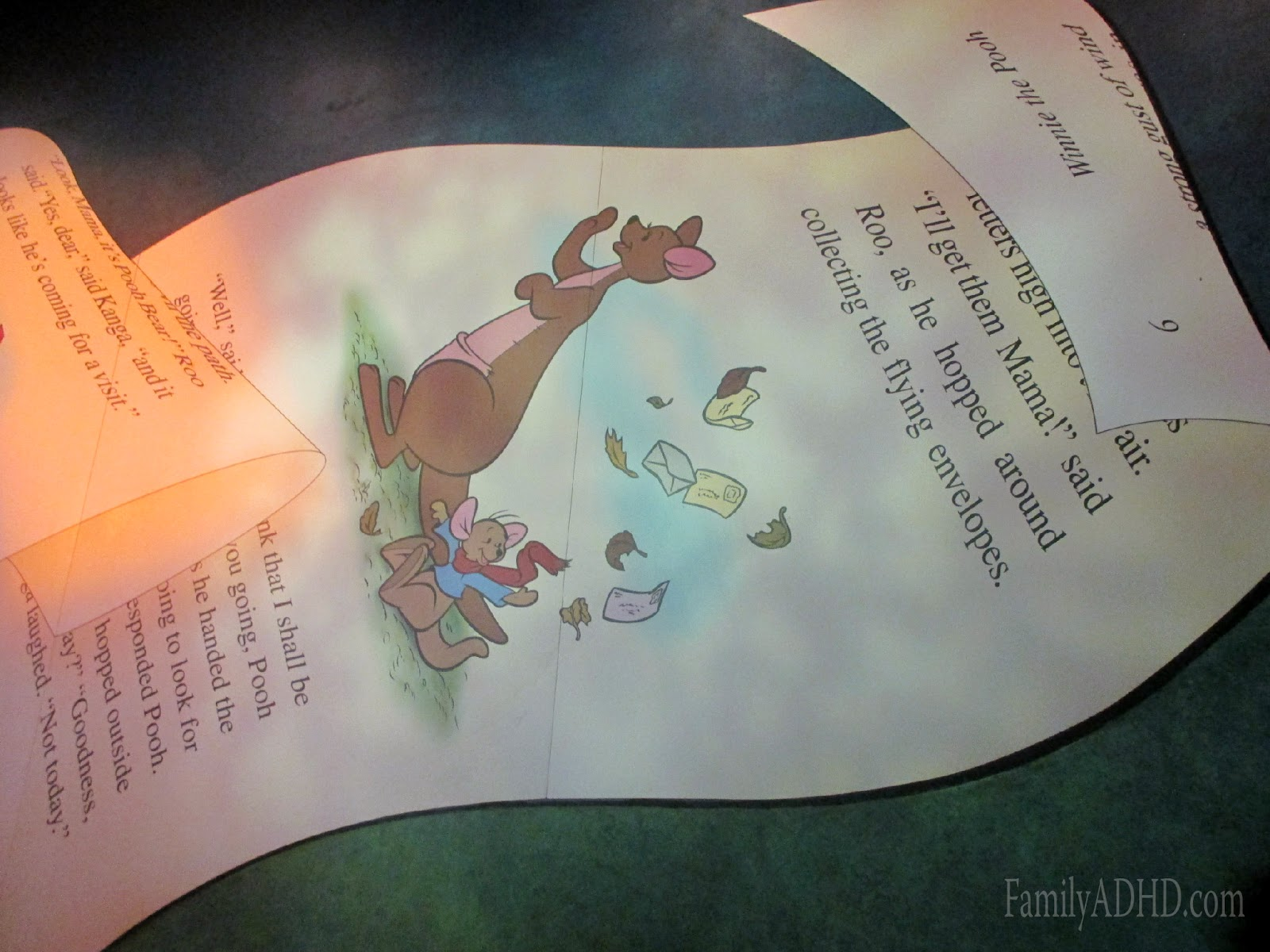 orlando family travel guide 2015 fantasyland many adventures of winnie the pooh