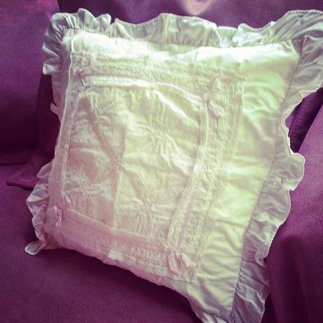 shabby chic liebhaber shabby chic rachel ashwell r schenkissen. Black Bedroom Furniture Sets. Home Design Ideas