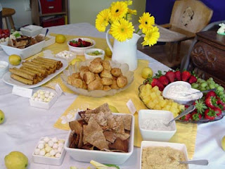 baby shower food what to serve and how to serve them