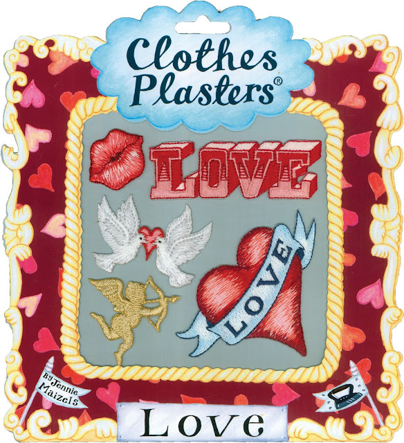 clothes plasters