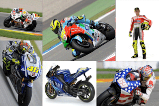 MotoGP Rossi Themes windows