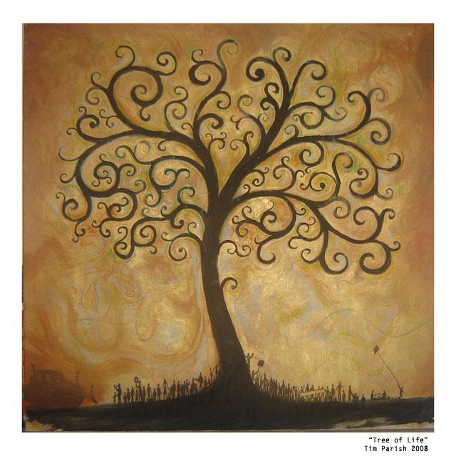 historias.pensantes: El árbol de la vida