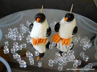 Käse Pinguine