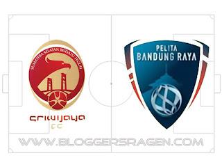 Prediksi Pertandingan Pelita Bandung Raya vs Sriwijaya FC