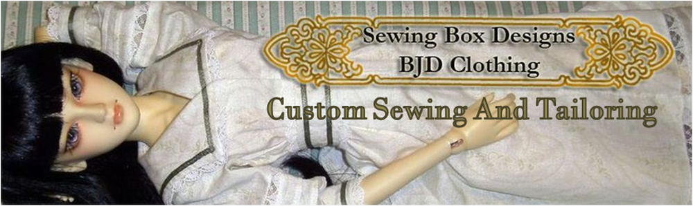Sewing Box Designs