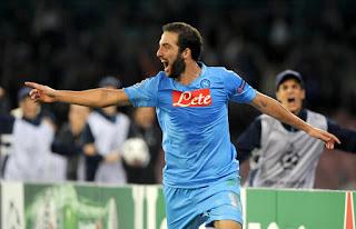 17 settembre calcio Napoli-Club Brugge pronostico