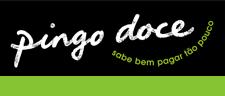 pingo doce logotipo vector
