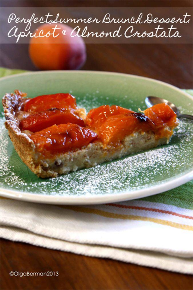 Mango & Tomato: Perfect Summer Brunch Dessert: Apricot ...