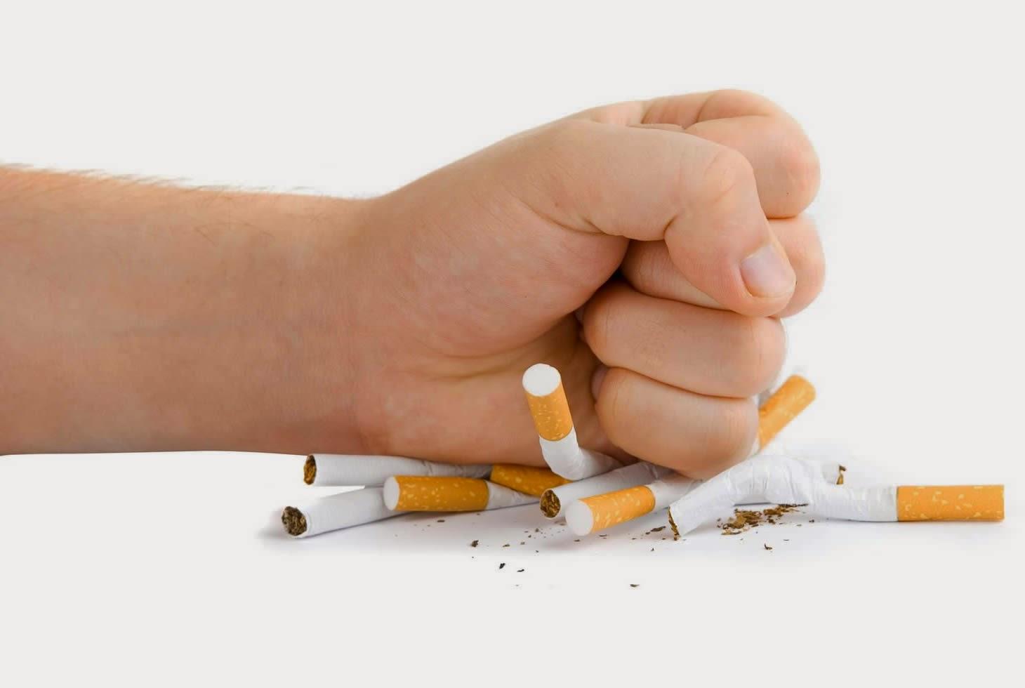Que verdadeiro modo de deixar de fumar
