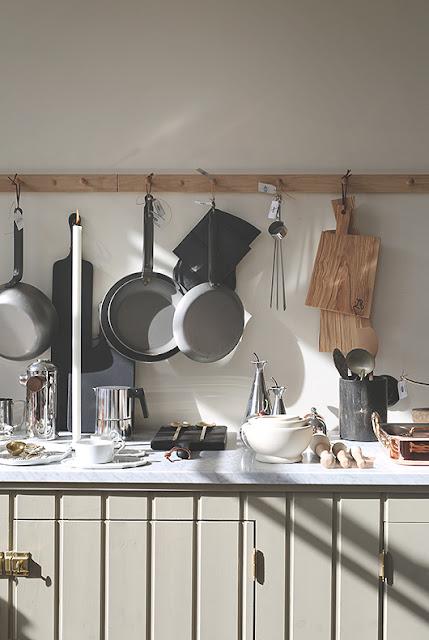 The Kitchen in Stockholm – gemütliche Küche zwischen Kochen und Party, gemütlichen Zusammensitzen und Arbeiten