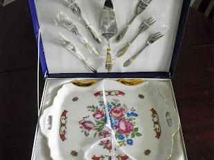 Travessa De Porcelana De Limoges