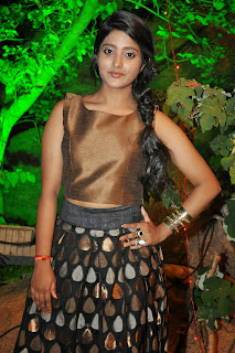 Ulka Gupta New Young Actress at Andhrapori Audio Launch Spicy Pics